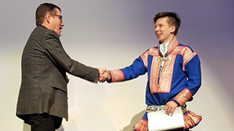 Drømmetreff til Jovnna Levi: Får møte Anders Sunna