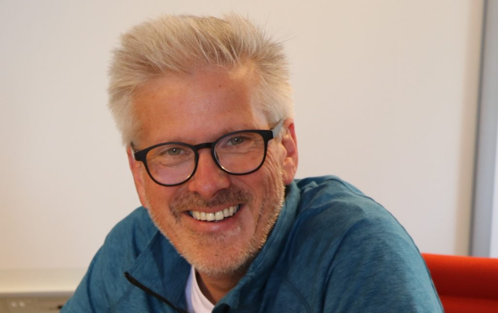 Jurymedlemmene presenteres – Dagens mann: Lage Thune Myrberget