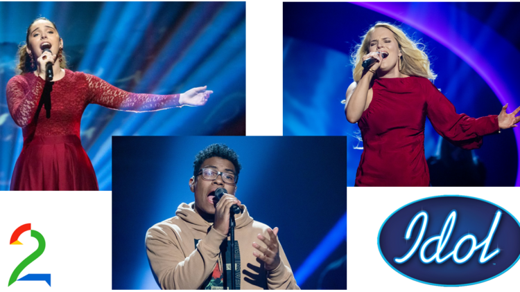 Samtlige Idol-finalister har drømmestipendbakgrunn