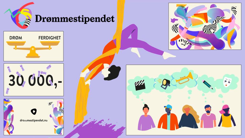 Premiere for animasjonsfilm om «nye» Drømmestipendet