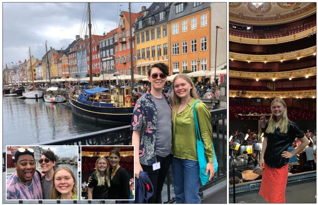 Tuva fikk drømopplevelse i København – les hennes eget reisebrev